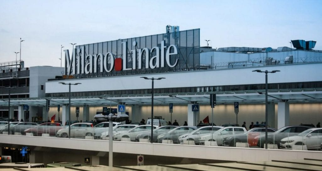 NCC LINATE Via Bramante Milano